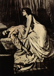 The Vampire by Philip Burne-Jones